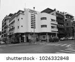 tel aviv  israel december 20 ... | Shutterstock . vector #1026332848