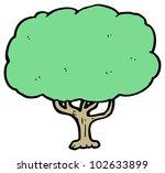 cartoon tree | Shutterstock . vector #102633899