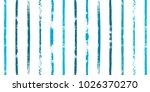 paint lines seamless pattern.... | Shutterstock .eps vector #1026370270