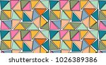 vibrant abstract background... | Shutterstock .eps vector #1026389386