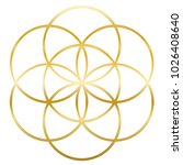 golden seed of life. precursor...