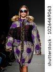 new york  ny  usa   february 10 ... | Shutterstock . vector #1026469063