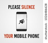 please silence your mobile...