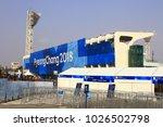 gangneung  south korea ... | Shutterstock . vector #1026502798