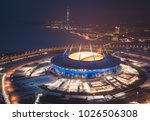 beautiful aerial view from the... | Shutterstock . vector #1026506308