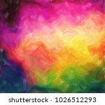 Texture Design Graphic Colorfu...