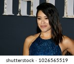 gina rodriguez at the los... | Shutterstock . vector #1026565519