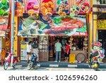 ipoh  perak  malaysia   11...   Shutterstock . vector #1026596260