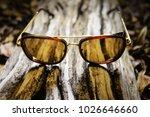 sunglasses eyewear photography | Shutterstock . vector #1026646660