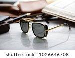 sunglasses eyewear photography | Shutterstock . vector #1026646708