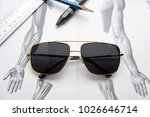 sunglasses eyewear photography | Shutterstock . vector #1026646714