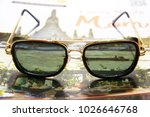 sunglasses eyewear photography | Shutterstock . vector #1026646768