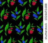 berries vector illustration....   Shutterstock .eps vector #1026651688