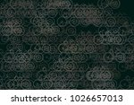 abstract illustrations of... | Shutterstock .eps vector #1026657013