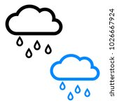 set of weather icons for...