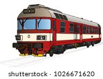 vector technical illustration...   Shutterstock .eps vector #1026671620