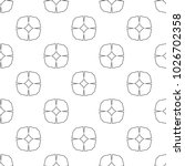 seamless vector pattern in... | Shutterstock .eps vector #1026702358