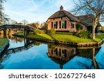 Giethoorn Water Village...