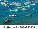 kien giang  vietnam   jan 10... | Shutterstock . vector #1026730354