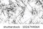 halftone grainy texture with... | Shutterstock .eps vector #1026744064