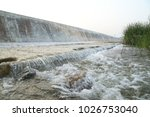 water falls at rural area | Shutterstock . vector #1026753040