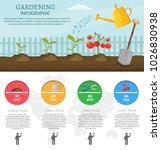 big set infographics vector...   Shutterstock .eps vector #1026830938
