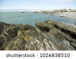 arctic  barents sea  island ... | Shutterstock . vector #1026838510