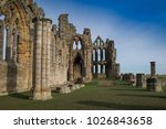 Whitby Abbey  Ruins Of A...