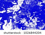 blue and white background.... | Shutterstock . vector #1026844204