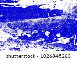 blue and white background.... | Shutterstock . vector #1026845263