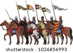 Early Medieval Knights On...