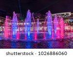 istanbul   january 10  2018 ... | Shutterstock . vector #1026886060