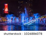 istanbul   january 10  2018 ... | Shutterstock . vector #1026886078