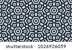 abstract geometric pattern....   Shutterstock .eps vector #1026926059