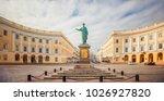 Odessa, Monument to Duc de Richelieu