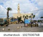 tel aviv  israel   january 2 ... | Shutterstock . vector #1027030768