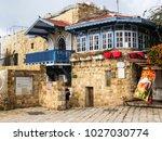 tel aviv  israel   january 2 ... | Shutterstock . vector #1027030774