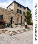 tel aviv  israel   january 2 ... | Shutterstock . vector #1027030780