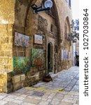 tel aviv  israel   january 2 ... | Shutterstock . vector #1027030864
