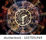 time connection series. design... | Shutterstock . vector #1027051969