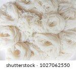 thai rice flour noodles ...   Shutterstock . vector #1027062550