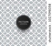 modern geometric creative... | Shutterstock .eps vector #1027098358