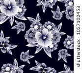 vintage delicate invitation...   Shutterstock .eps vector #1027102453