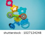baby care things   Shutterstock . vector #1027124248