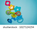 baby care things   Shutterstock . vector #1027124254