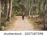 photographer asian women... | Shutterstock . vector #1027187398