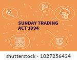 conceptual business... | Shutterstock . vector #1027256434