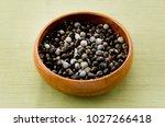 job's tears   coix lachryma... | Shutterstock . vector #1027266418