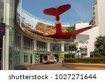 pattaya thailand   october 10... | Shutterstock . vector #1027271644