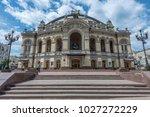 kiev  ukraine may 23 2017 the...   Shutterstock . vector #1027272229